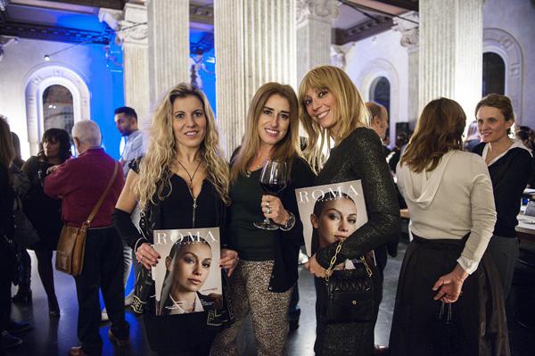 Teresa Figurelli, Jolanda Curreri, Maria Elena Marongiu