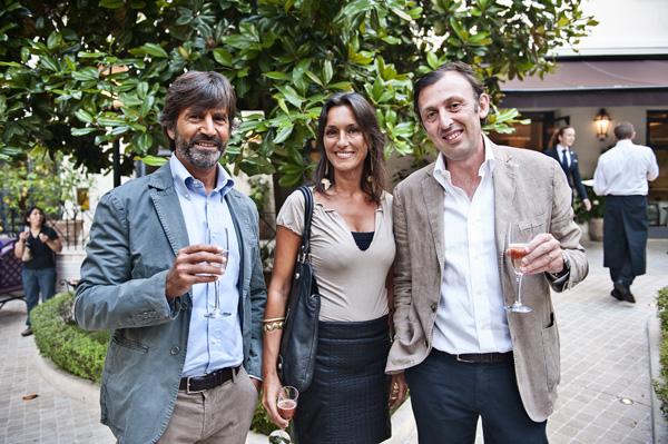 Sacha Olanda Vanessa Ciampa, Sebastiano Antinori