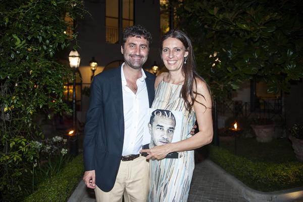Riccardo Russo, Sara Lucci