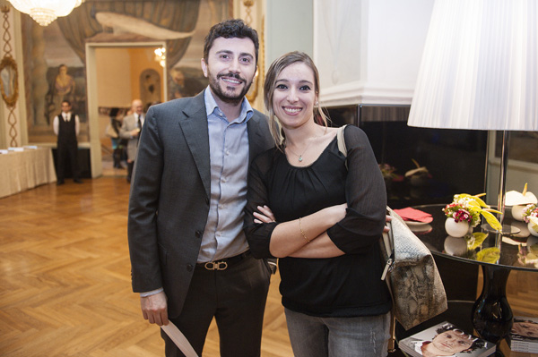 Pasquale Farinaro, Paola Farinaro