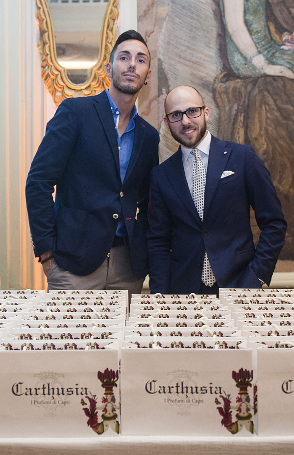 Alessandro Bacarelli, Gianlugi Pagano