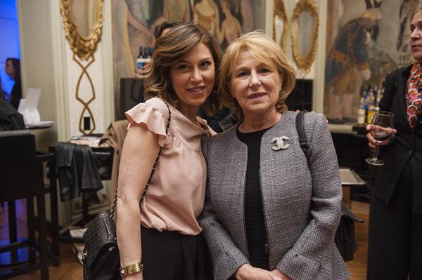 Sabrina di Giuseppe, Ombretta Orlandini