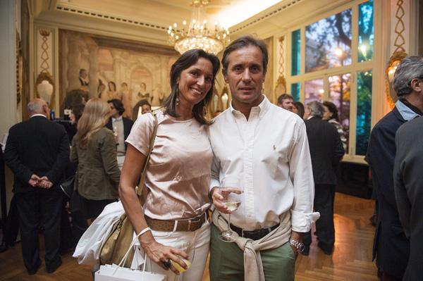 Vanessa Ciampa, Antonio Mannoni