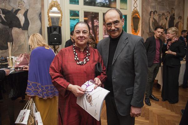 Ausilia Veneruso, Riccardo Esposito