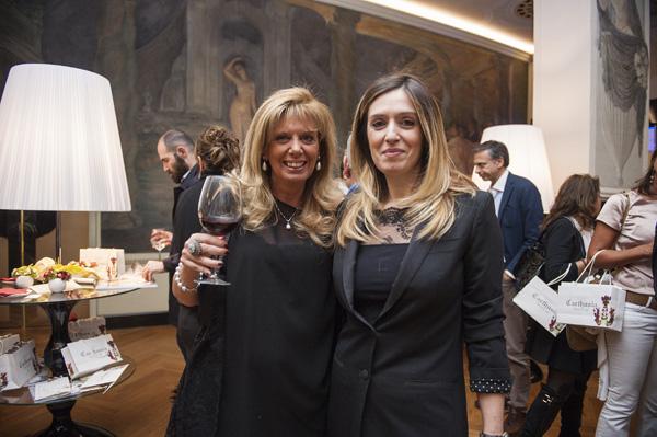 Lea Gasparoli, Alessandra Migliosi