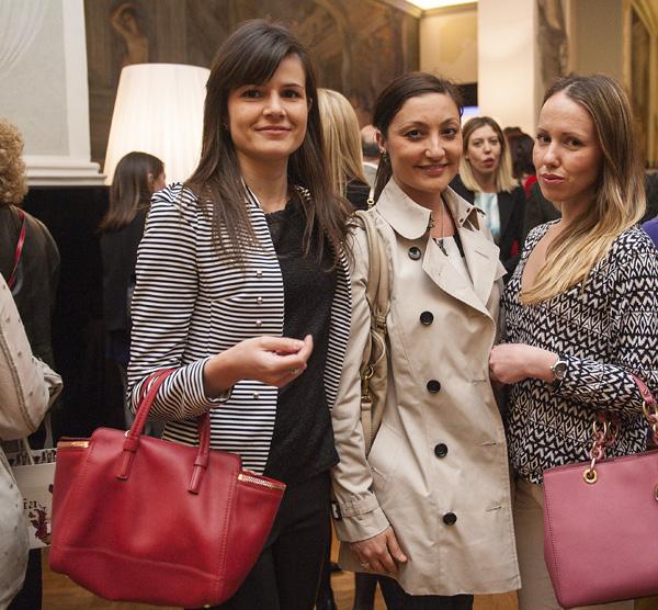 Francesca Martignoni, Romina Sabatini, Marta La Croce