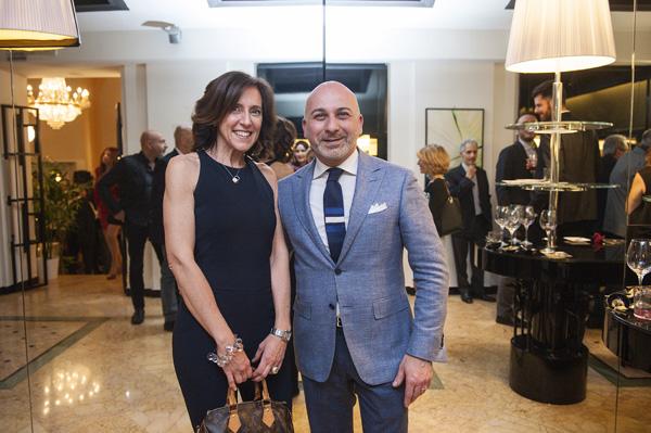 Marina Geraci, Ezio Minghetti