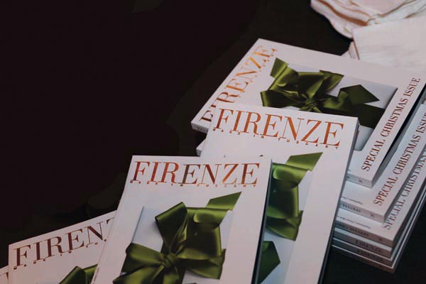 Firenze Made in Tuscany Special Christmas Issue