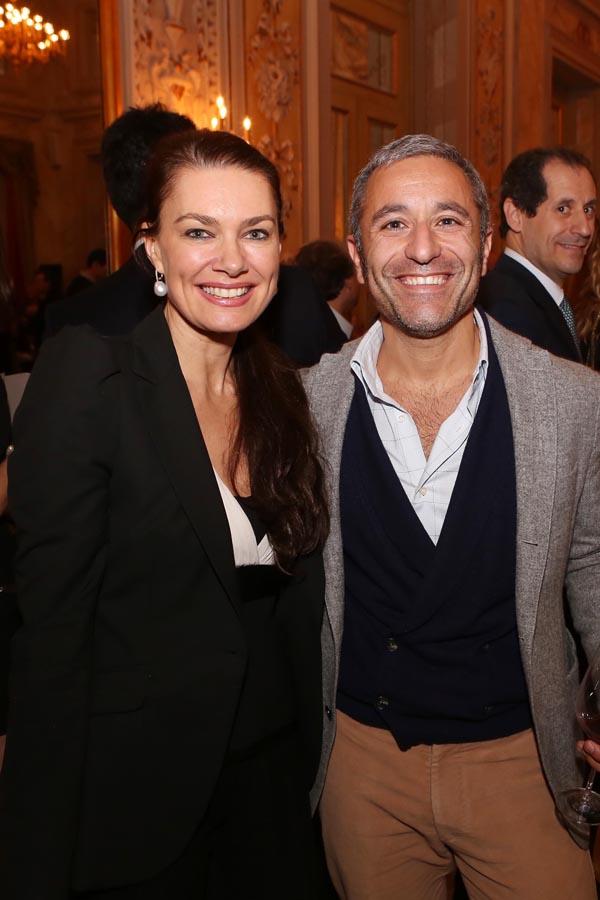 Judith Otto e Tommaso Melani