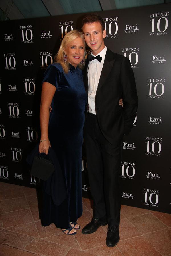 Eleonora and Carlo Frescobaldi