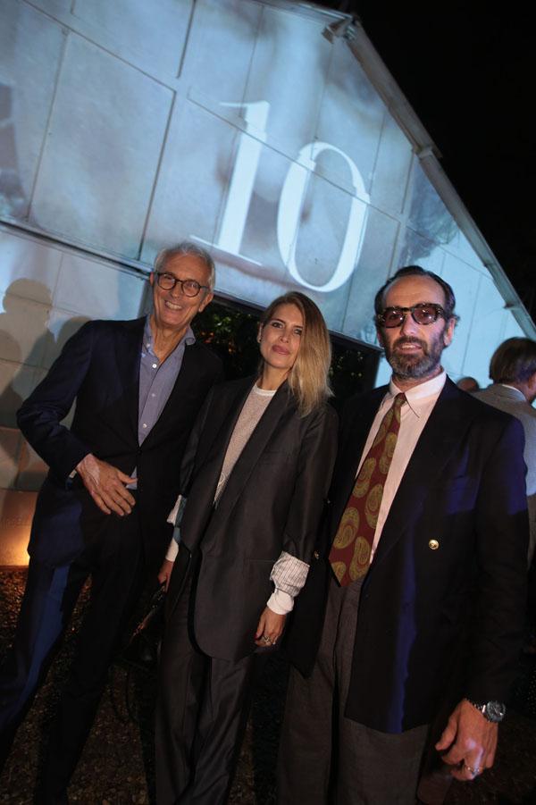 Agostino Poletto, Aiza and Emiliano Rinaldi