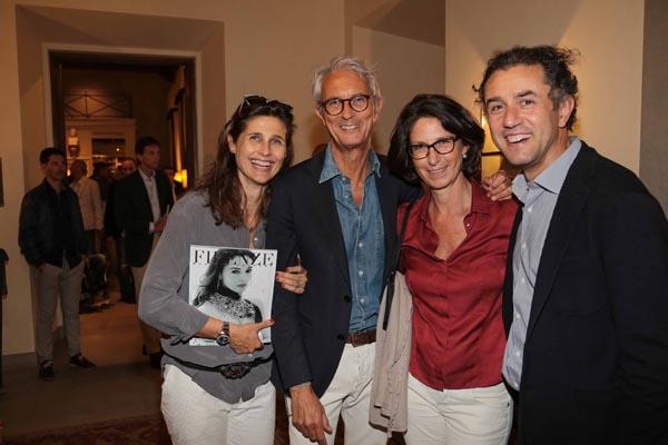 Doris Kovacs, Agostino e Scilla Poletto, Felice Limosani