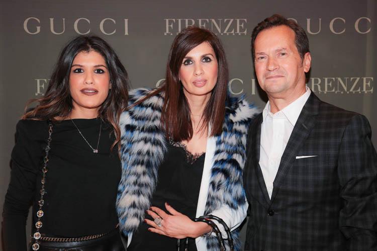 Denise, Jaleh, Antonio Bossio