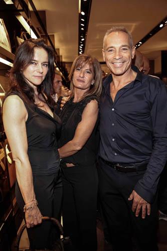 Marta Sansoni, Lizzi Lucchesi, Claudio Orrea