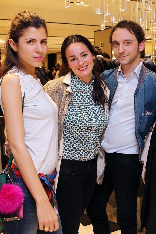 Marina Paoletti, Mariasole Cecchi, Iacopo Durazzani
