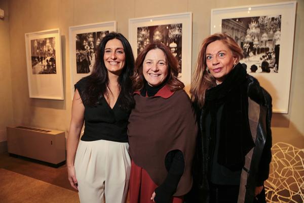 Erika Ghilardi, Cristina Giachi, Anna Mitrano