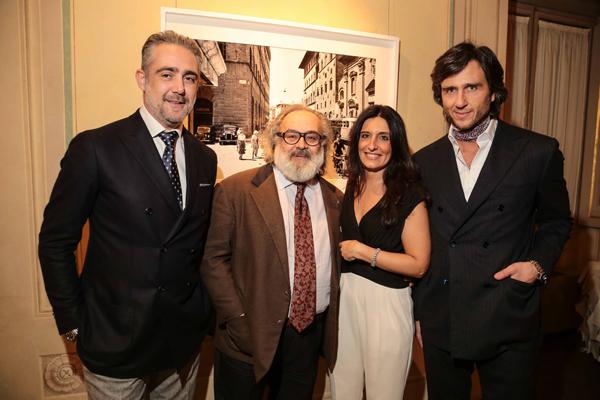 Matteo Parigi Bini, Stefano Ricci, Erika Ghilardi, Alex Vittorio Lana