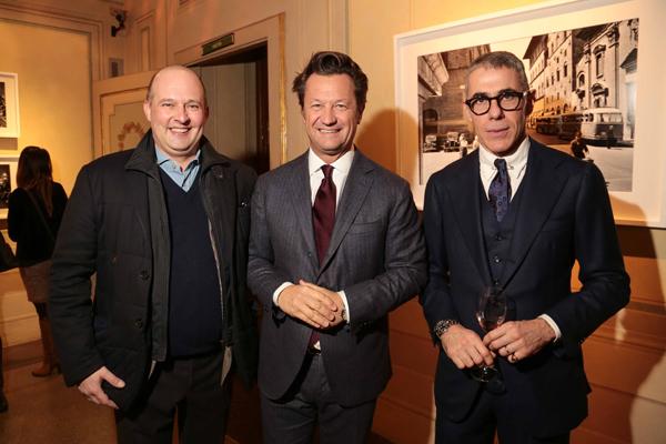 Niccolò Manetti, Giovanni Belloni, Alberto Scaccioni