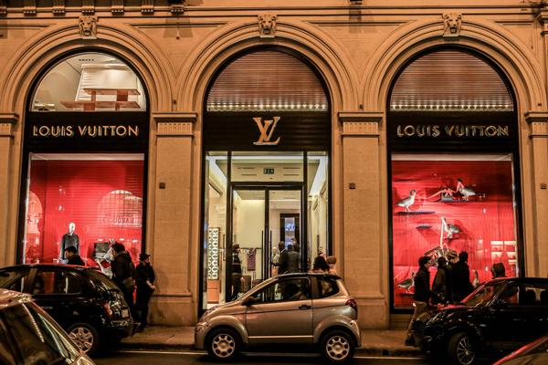 Louis Vuitton celebra a Firenze l'arte del viaggio