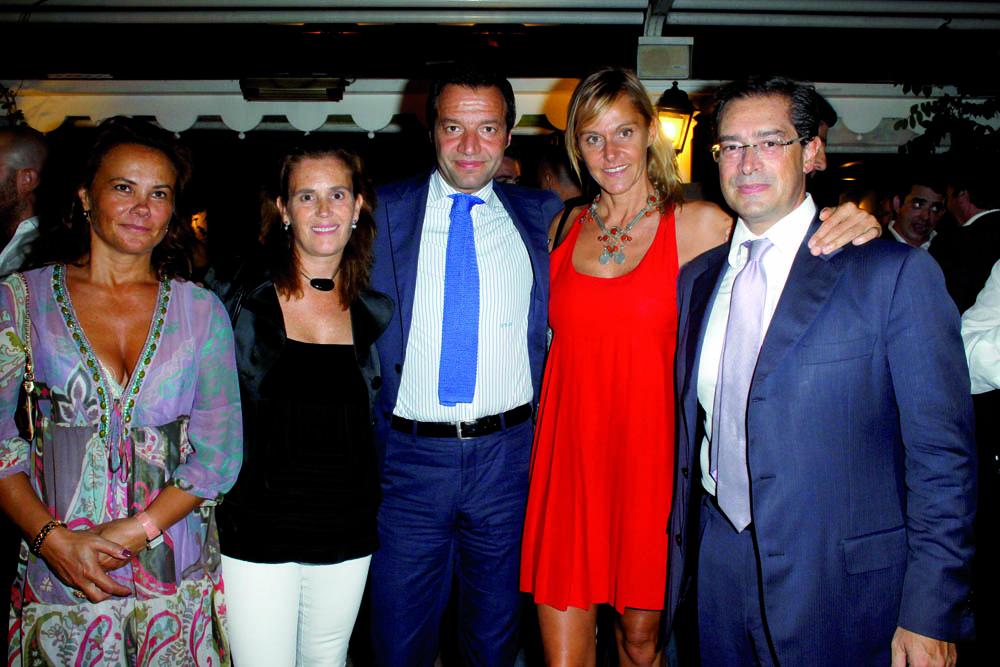 ALESSANDRA DE MEDICI SILVIA BENACCHIO, GIUSEPPE DI MARTINO , GABRIELLA DESTRO,LUIGI BENACCHIIO