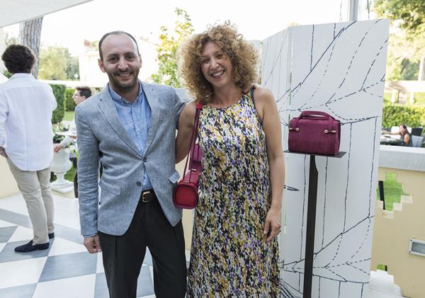 Marco Contiello, Alice Caporali