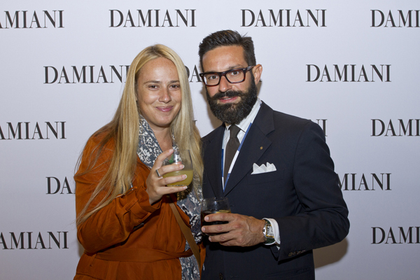 Veronica Falzon, Giampaolo Russo