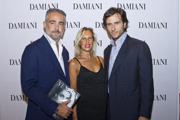 Matteo Parigi Bini, Francesca Zocchi, Alex Vittorio Lana