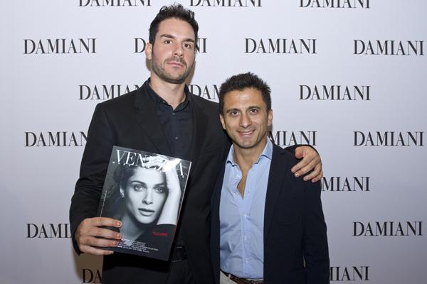 David Pizzo, Andrea Agostinelli