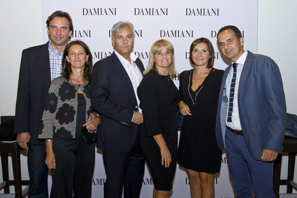 Giacomo Favaretto, Barbara Menegazzi, Massimo Pomponio, Daniela Sateri, Simonetta Crovato, Marco Barbon
