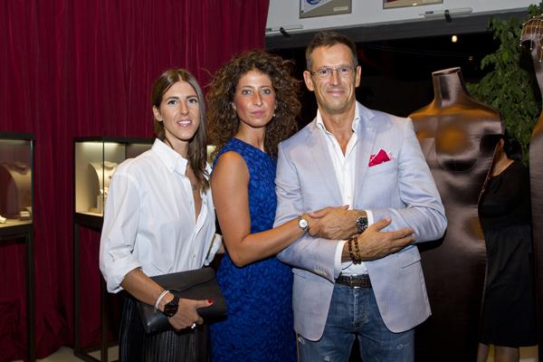 Carlotta Toniolo, Tania Belluco, Cristiano Menini