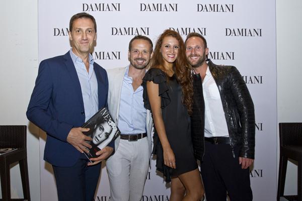 Nicola Maghini, Alessandro Caruso, Serena Ianchin, Nicolò Candio