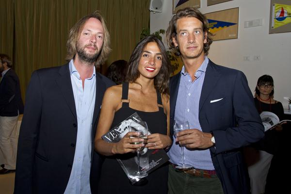 Leonardo Visconti, Natalia Cortes, Igino Rocchio
