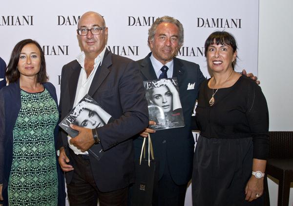 Mariangela De Martini, Ugo Campaner, Corrado Scrascia