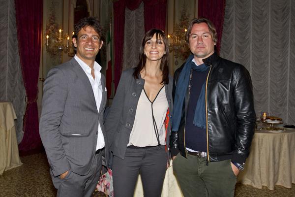 Sebastiano Angelini, Emanuela Serena, Luigi Zoratti