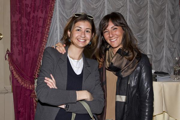Livia Sartori Di Borgoricco, Silvia Mezzetti
