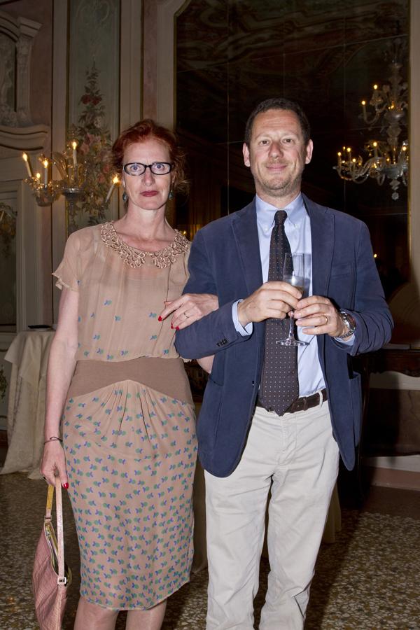 Alessandra and Dario Bianchini