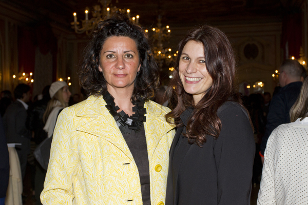 Francesca Morelli, Federica Repetto