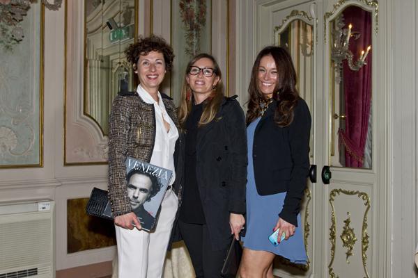 Monica Mangini, Martina Collodi, Barbara Biscaro