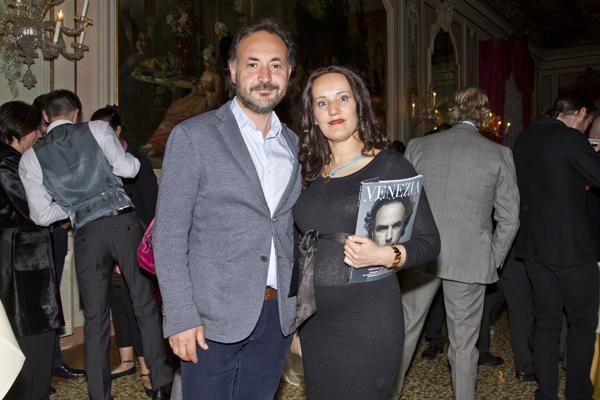 Alejandro Romero, Ana Aguilar