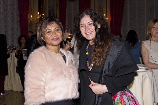 Bettah Court Rosa Matesini, Elisabetta Cudicio