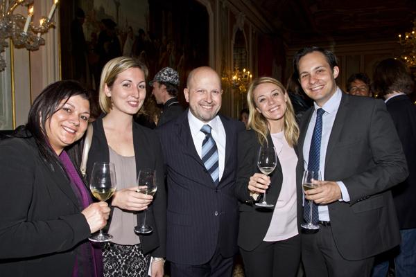 Linda Bertoni, Gian Matteo Zampieri, Giorgia Bogoni, Sebastian Roth