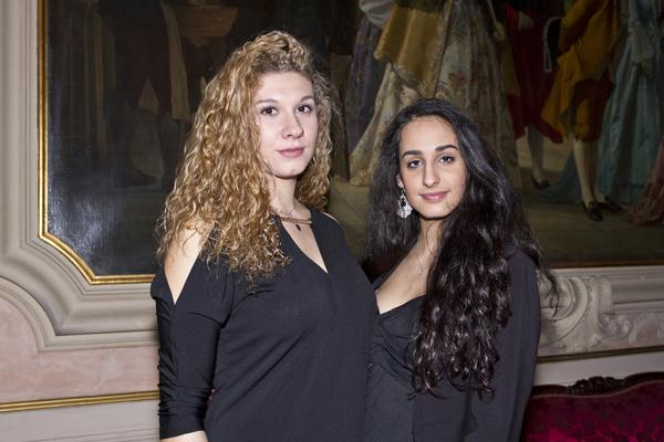 Rebecca Canella, Valentina Boulos