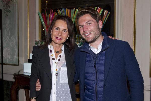 Nicoletta Marchiori, Giacomo Marchesini