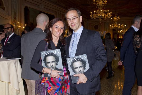Annalba Cortuso, Claudio Lincetto