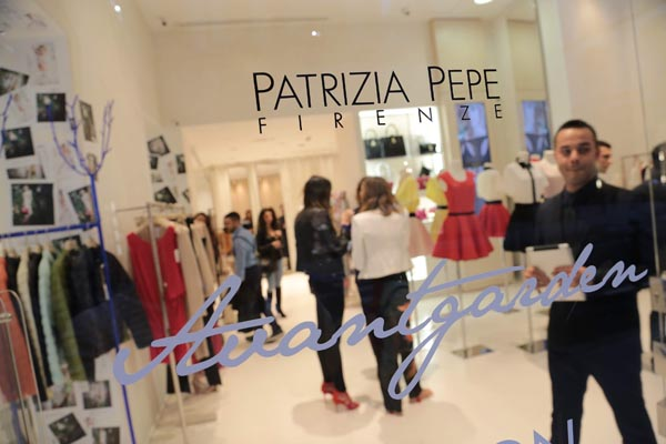 Patrizia Pepe fashion cocktail