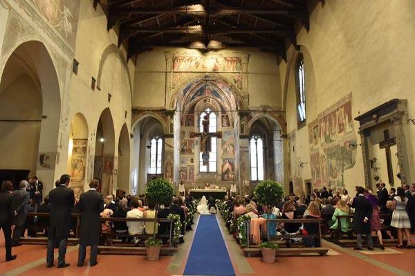 Evento Vip ad Arezzo