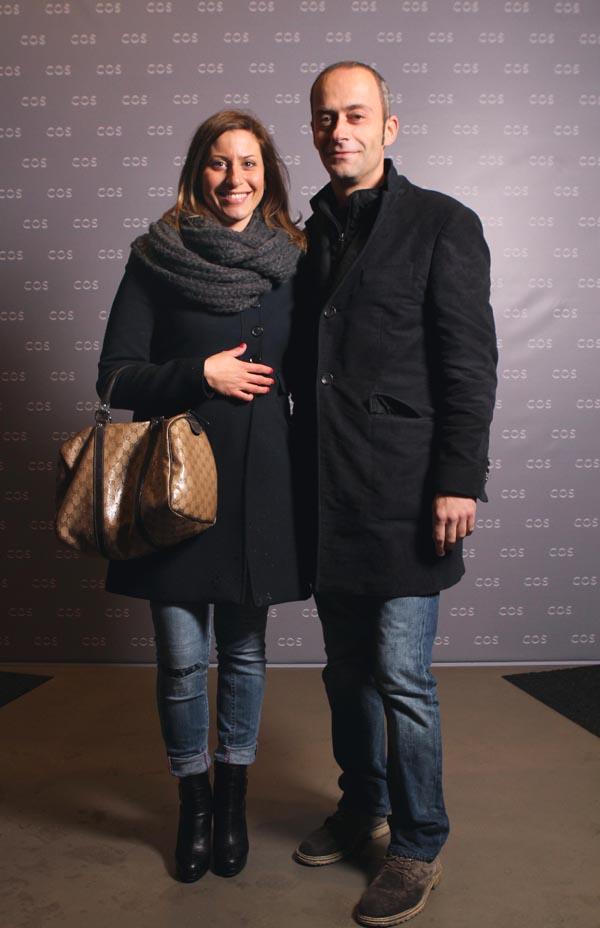 Cristina Montalto, Matteo Zecchi