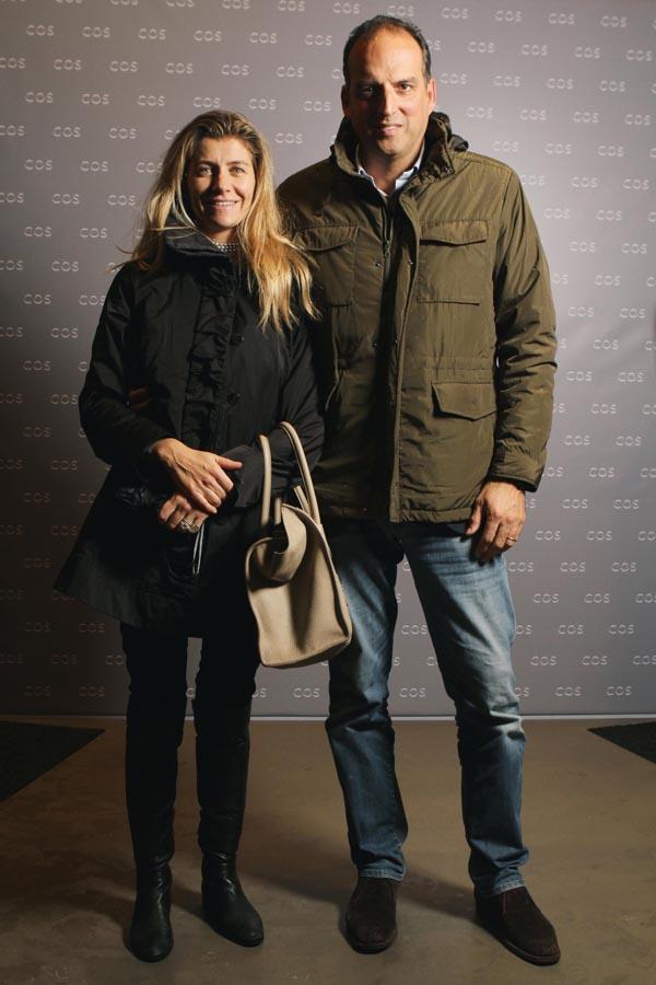 Giovanni ed Eleonora Folonari