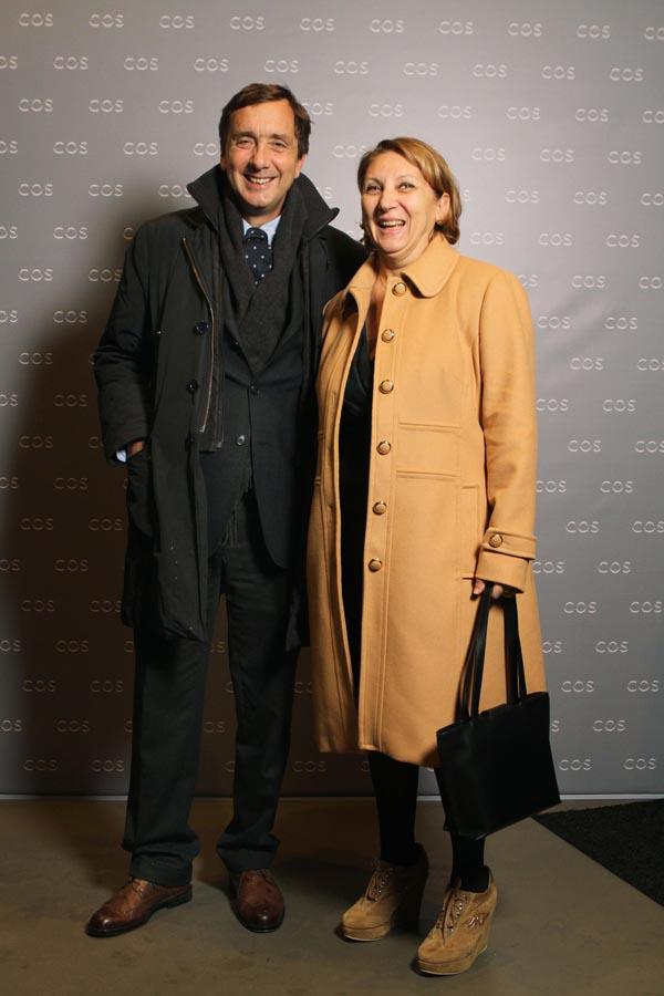 Marco Nocentini, Simona Calligari