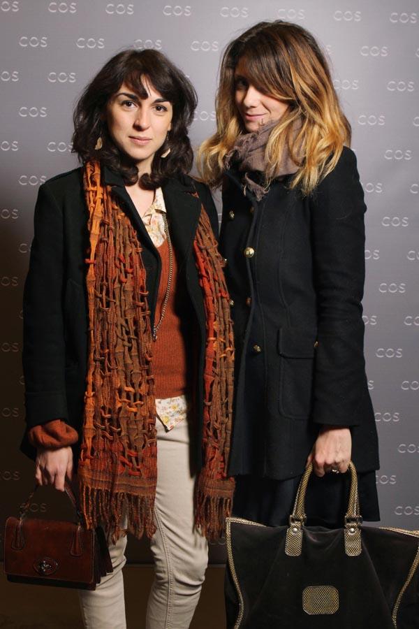 Maria Luisa GambolÚ, Erica Marigliani